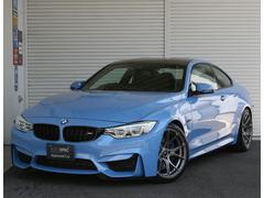BMWM4クーペ 1オーナー ローダウン 19AW
