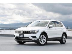 VW ティグアンTSI ハイライン テクノロジーP レザー サンルーフ