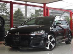 VW ゴルフGTIベースグレード 1オーナー DCC 衝突軽減 ACC