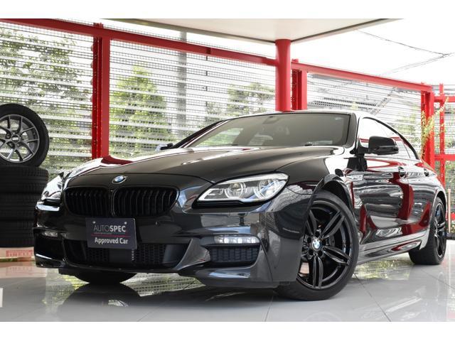 BMW 640iグランクーペMスポーツ LEDヘッドライト SR