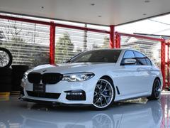 BMW530iMスポーツ 車高調 3Dデザインエアロ・マフラー