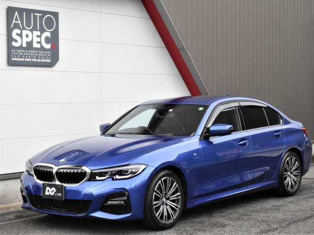 BMW 320i Mスポーツ ハーフレザー 衝突軽減 電動Tゲート