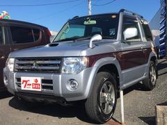 パジェロミニエクシード 4WD ターボ キーレス