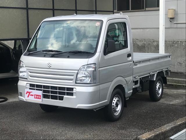 スズキ KC 4WD 5速MT エアコン 軽トラック