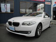 BMW523iツーリング ハイラインパッケージ 本革 禁煙車 TV