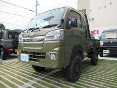 ハイゼットトラックジャンボ 4インチリフトアップ 4WD MT サムライピック