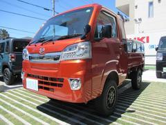 ハイゼットトラックジャンボ 2インチリフトアップ 4WD MT サムライピック
