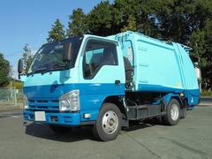 エルフトラック新明和4.3立米プレスパッカー