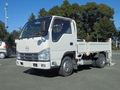 タイタントラック平ボデー垂直パワーゲート600kg