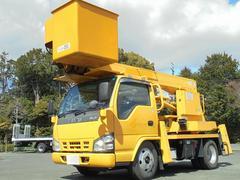 エルフトラックアイチ11.9m高所作業車