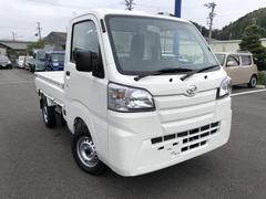 ハイゼットトラックスタンダード 農用スペシャル 4枚リーフ 4WD!新古車!