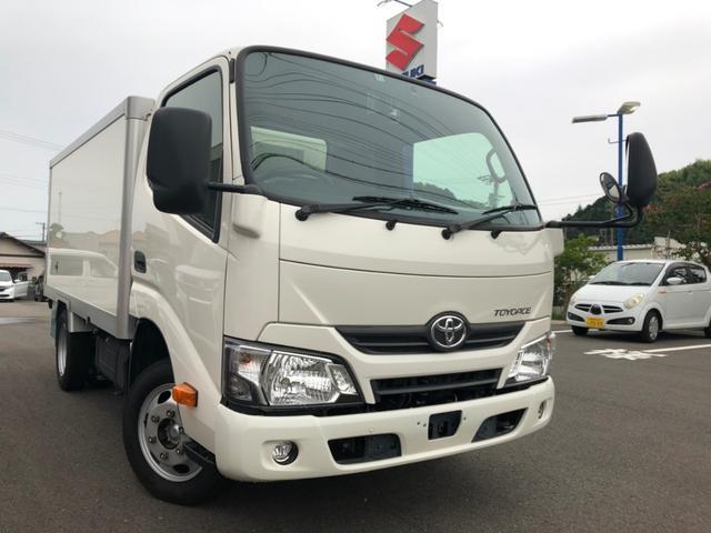 トヨタ バックカメラ サイドドア付きスタンバイ付冷凍車 1.35t