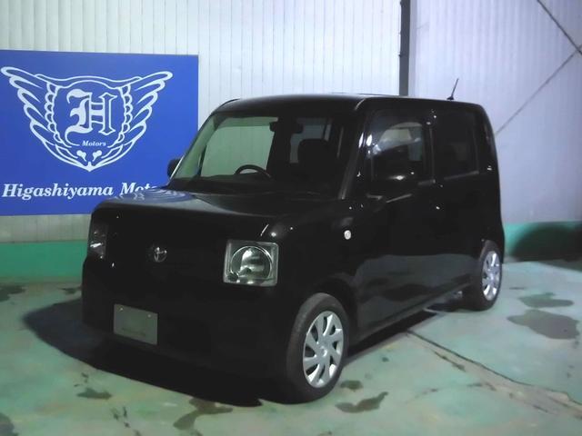 トヨタ X エコアイドル 純正ETC 電動格納ミラー キーフリー