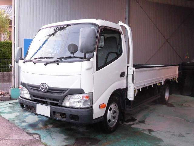 トヨタ ダイナトラック フルジャストロー シングルキャブ DPRロングデッキ(木製)