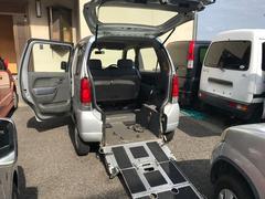 ワゴンR車椅子送迎車 スローパー キーレス AT