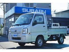 サンバートラックTC スーパーチャージャー 4WD ワンオーナー HDDナビ
