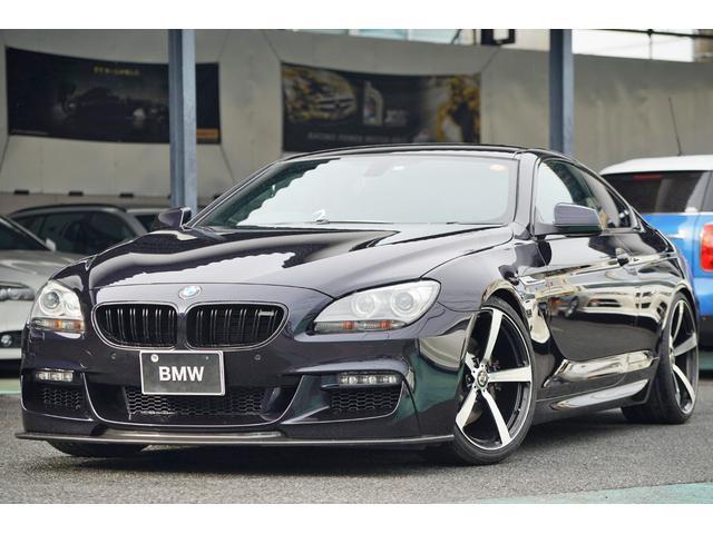 BMW 640iクーペ Mスポーツ 1オーナー 鍛造20インチ KW