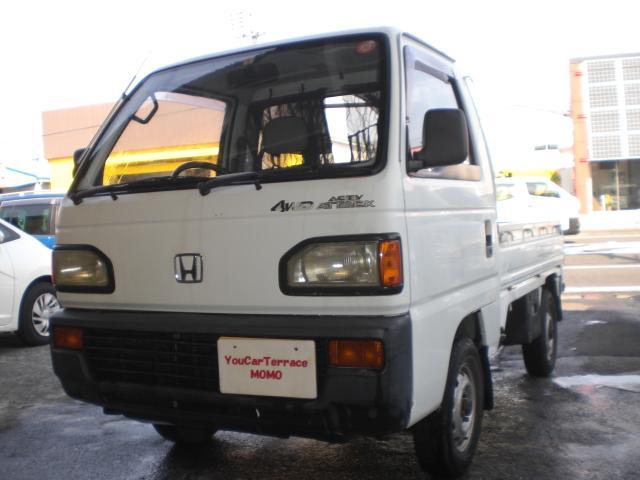 ホンダ アクティトラック 4WD (検31.1)