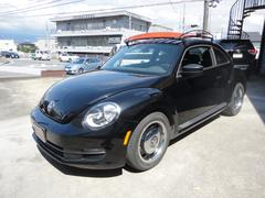 VW ザ・ビートル左ハンドル・ビンテージLOOK 走行履歴確認済車両