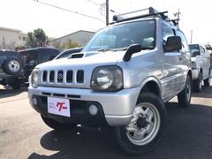 ジムニーXC 4WD 5MT エアコン 4人乗り CD MD