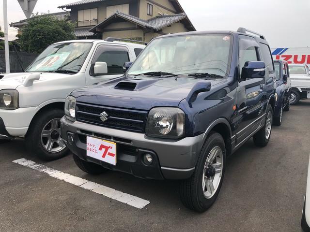 スズキ ランドベンチャー シートヒータ 本革 パートタイム4WD