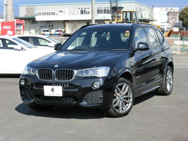 BMW xDrive 20d Mスポーツ op19インチ サンルーフ