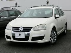 VW ゴルフヴァリアントTSI コンフォートライン ナビTV ETC