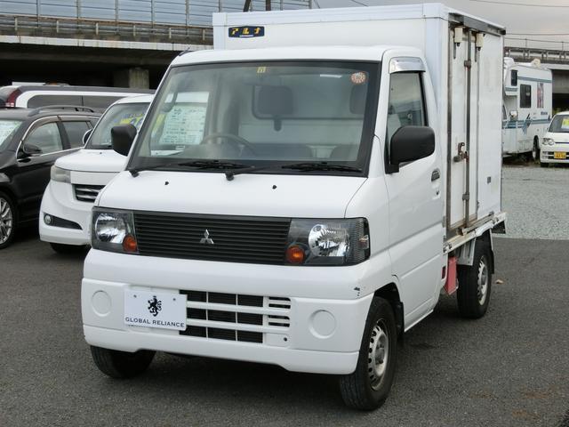 三菱 Vタイプ エアコン -20℃冷蔵冷凍車