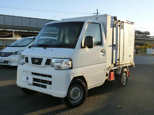 日産 クリッパートラック  マイナス25度 ETC マニュアル車