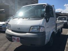 バネットトラック1t 4WD 5MT 3方開 ワンオーナー