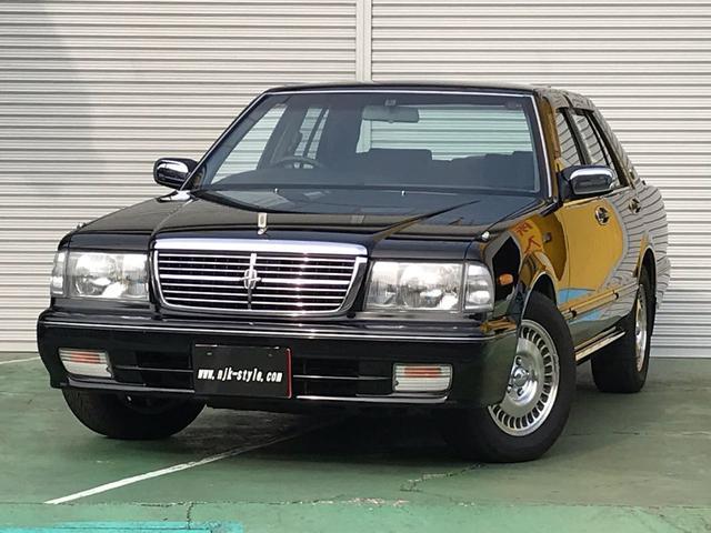 日産 ブロアム 3ナンバーセダン バネサス ABS エアバック