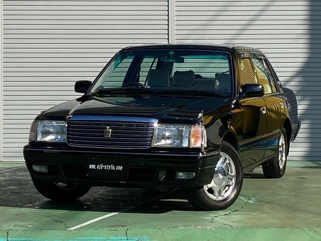 トヨタ スーパーデラックス マイルドハイブリッド 元政府機関公用車