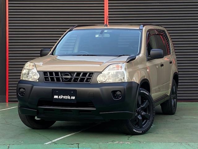 20X ベージュオールペイント ブラックバンパー オールモード4WD 寒冷地仕様 17インチブラックアルミ イクリプスメモリーナビ ワンセグTV ヒルディセントコントロール