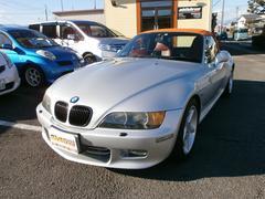 BMW Z3ロードスターロードスター 幌張替オレンジ エアコン修理済 レザーシート