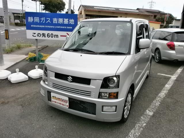 スズキ RR-DI 4WD ターボ シートヒーター