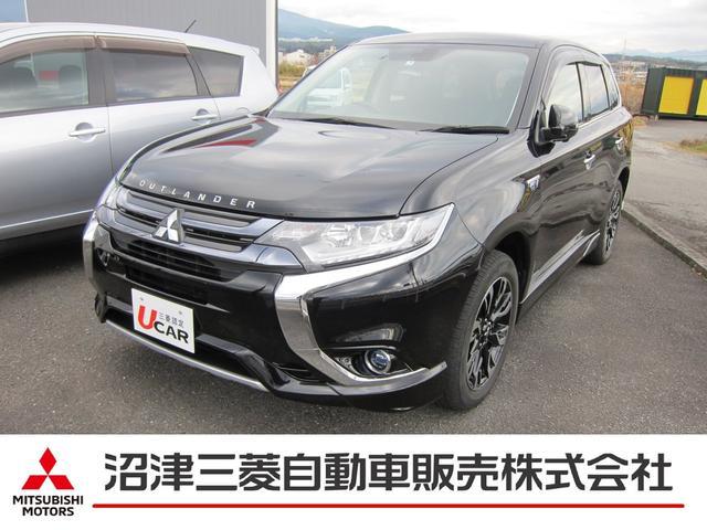 「三菱」「アウトランダーPHEV」「SUV・クロカン」「静岡県」の中古車