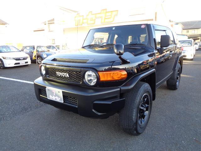 トヨタ カラーパッケージ 1オーナー 4WD ナビ