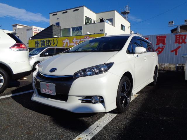 トヨタ 1.8S  1オーナー サンルーフ