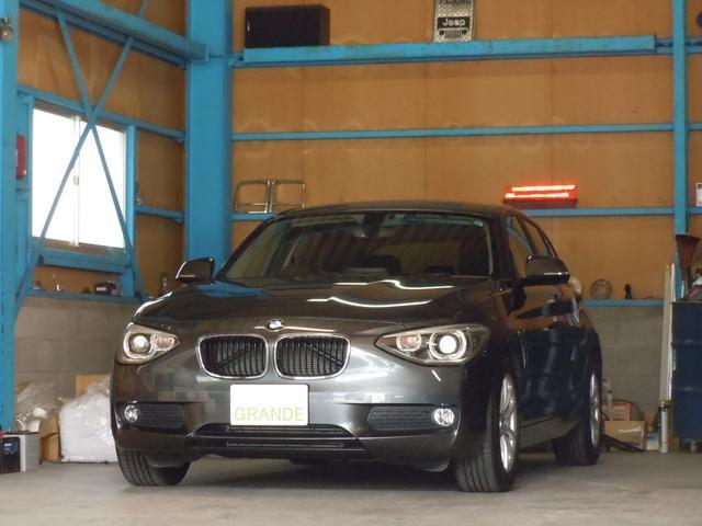 BMW 116i HID 社外ナビ TV バックカメラ ETC