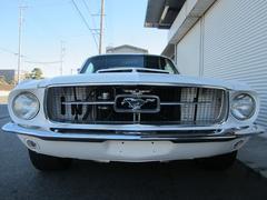 フォード マスタングFASTBACK  国内未登録