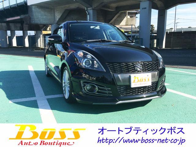 スズキ ベースグレード 6速マニュアルシフト BLITZ車高調