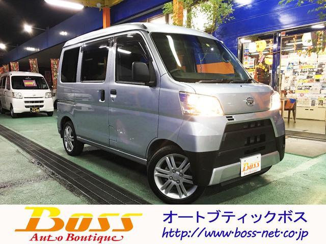 ダイハツ DX SAIII 展示試乗車 レーダーブレーキサポート