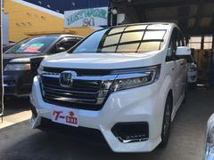 ステップワゴンスパーダスパーダハイブリッド G・EX ホンダセンシング 元展示車