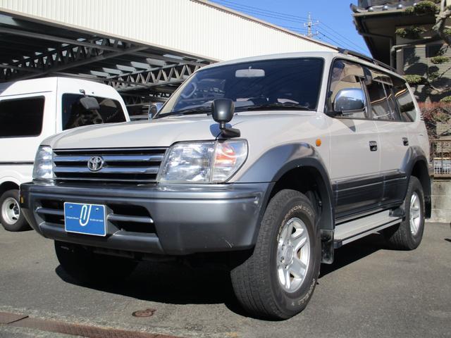 トヨタ TX 4WD 3.0ディーゼル 5人乗り