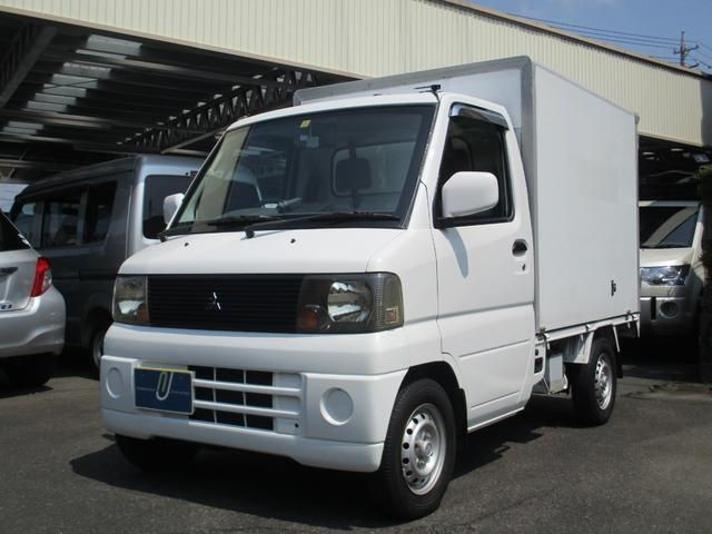 三菱 ミニキャブトラック  保冷車 5速 エアコン パワステ