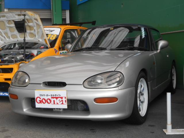 スズキ ベースグレード 5MT TE37AW 車高調 社外マフラー