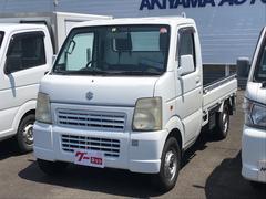 キャリイトラックKC 5速マニュアル エアコン パワステ 軽トラック