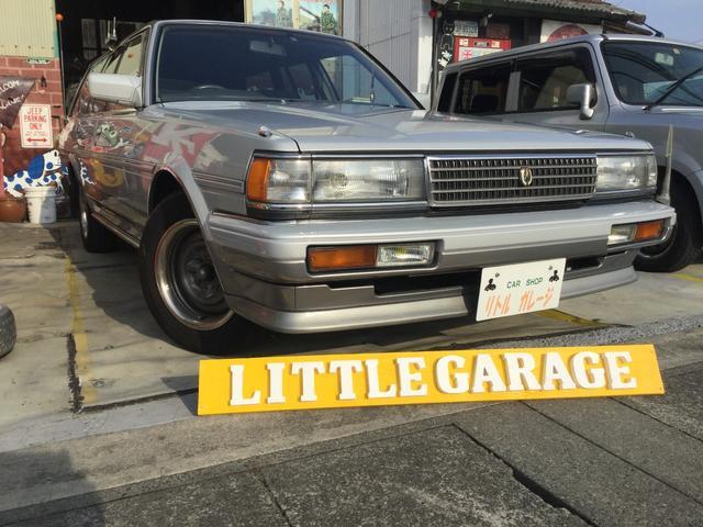 トヨタ LGグランデエディション 旧車 入門用に如何ですか!
