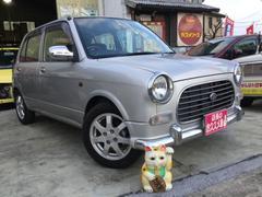 ミラジーノ車検32年11月  14インチアルミ  社外CD