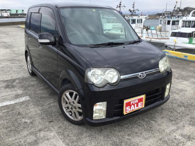 「ダイハツ」「ムーヴ」「コンパクトカー」「静岡県」の中古車